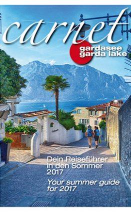 Carnet Gardasee – Garda Lake Estate 2017