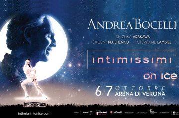 Intimissimi On Ice all'Arena di Verona