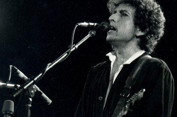 Concerto di cover e versioni in italiano di Dylan