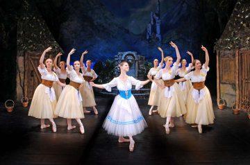 Giselle al Teatro Nuovo