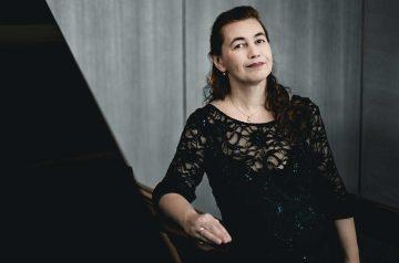Lilya Zilberstein al Teatro Salieri