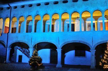 Natale dei Palazzi Barocchi di Ala - Città di Velluto