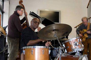 Sandro Gibellini Quartet Jazz