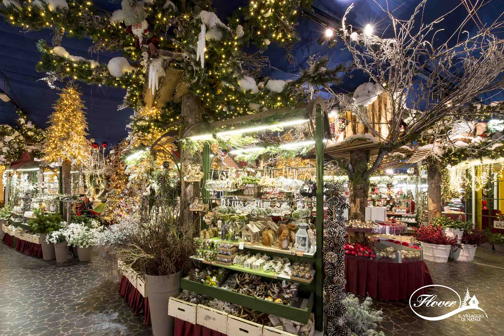 Villaggio Di Natale Bussolengo Immagini.Villaggio Di Natale Flover 2017 Carnet Verona Carnet Verona