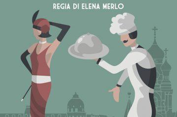 """Spettacolo """"Il pranzo è servito"""" al Camploy di Verona"""
