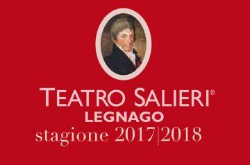 Stagione 2017/2018 del Teatro Salieri