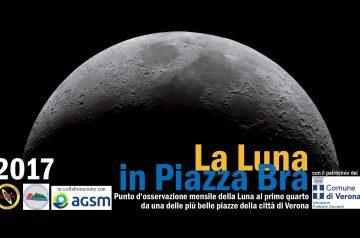 La Luna in Piazza Bra