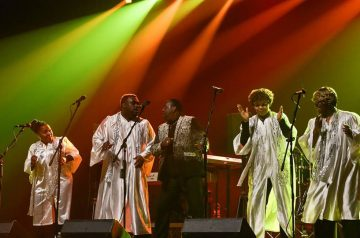 The Harlem Spirit of Gospel Choir in concerto