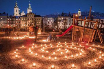 Il mercatino di St. Nikolaus