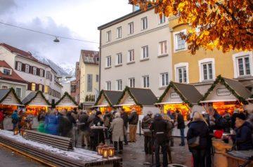 ll mercatino artistico di Wilten