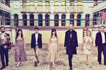 The Swingle Singers al Teatro Ristori