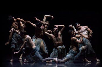 Antitesi, #Hybrid, L'Eco dell'Acqua al Teatro Ristori