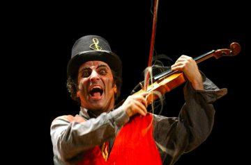 Historie du Soldat di I. Stravinsky al Teatro Ristori