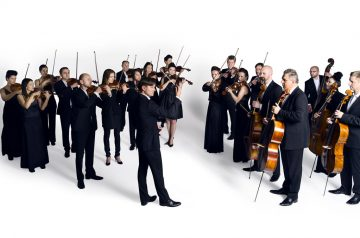 Sinfonietta Cracovia – Chamber Choir of Europe