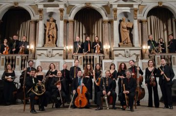 Zefiro Orchestra Barocca al Teatro Ristori