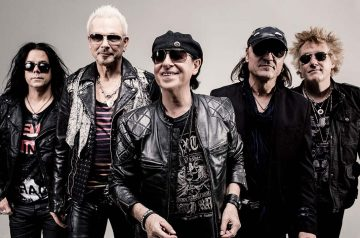 Concerto Scorpions all'Arena di Verona
