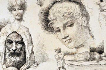 Il Segno dell'Ottocento Disegno italiano a Verona