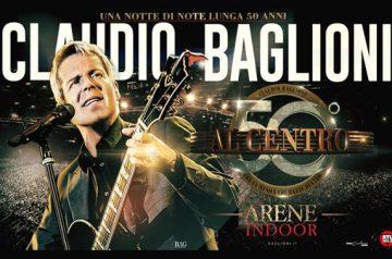 Claudio Baglioni in Arena di Verona