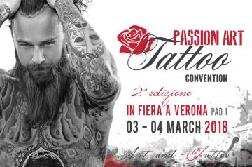 Passion Art Tattoo Convention Verona