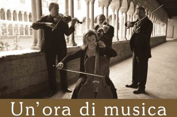 Un'ora di musica Quartetto Maffei e Giuseppe Nova