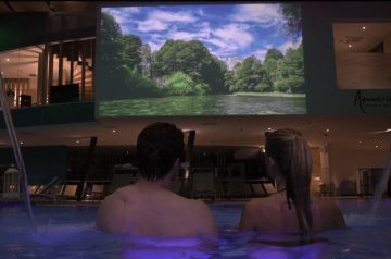 Cinema in Acqua ad Aquardens