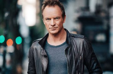 Sting & Shaggy in Arena