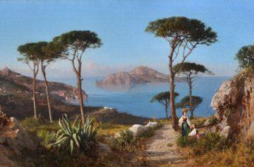 Viaggio in Italia. I Paesaggi dell'Ottocento