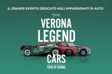 Verona Legend Cars 2018