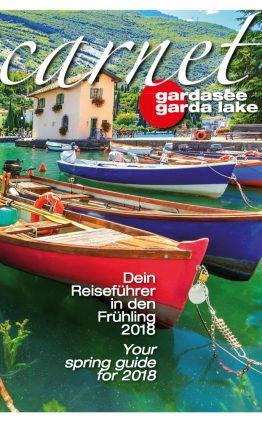 Carnet Gardasee - Garda Lake Primavera 2018