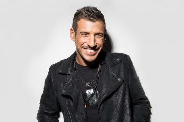 Francesco Gabbani in concerto
