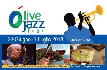 O'Live Jazz Fest 2018
