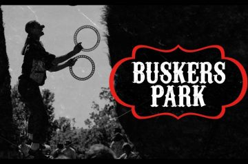 Buskers Park al Sigurtà