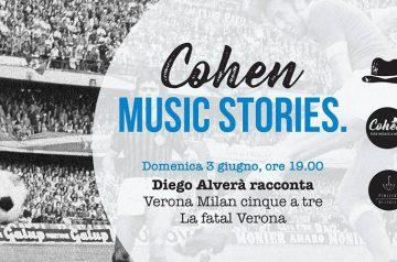 Diego Alverà racconta Verona Milan cinque a tre