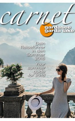 Carnet Gardasee - Garda Lake Estate 2018