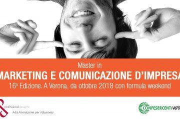 Master Marketing e Comunicazione d'Impresa