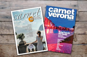 Carnet Verona & Carnet Gardasee-GardaLake