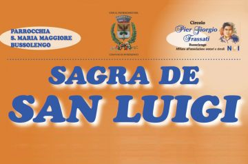 Sagra de San Luigi a Bussolengo