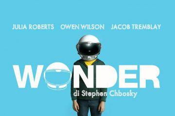 Cinema all'aperto: Wonder