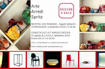 Arte, Arredi, Spritz - Design4rent & Ugo Romano
