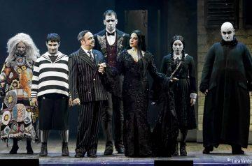La Famiglia Addams al Teatro Nuovo