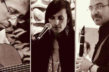Outro Lugar trio - Cohen Jazz Club