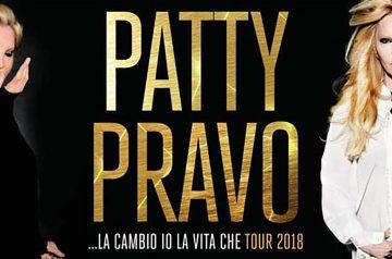Patty Pravo al Teatro Romano