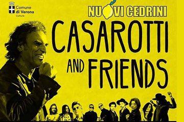 Casarotti & Friends al Teatro Romano