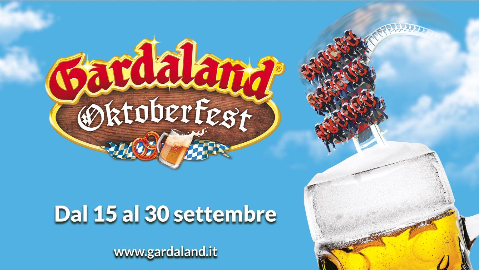 Gardaland Calendario 2020.Gardaland Oktoberfest Carnet Verona Carnet Verona
