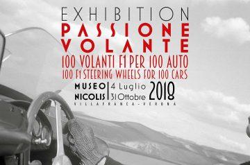Passione Volante, 100 volanti di Formula 1
