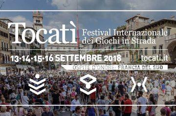 Tocatì, Festival Internazionale dei Giochi in Strada