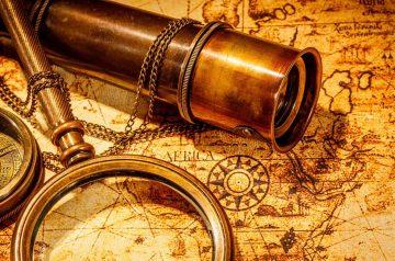 Caccia al tesoro, alla ricerca della carrozza d'oro