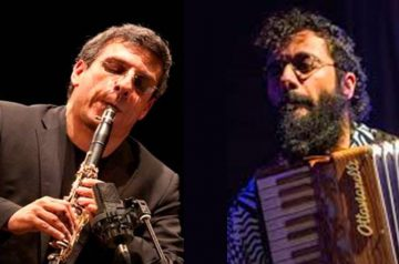 Gabriele Mirabassi e Simone Zanchini