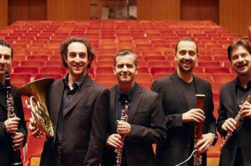 Quintetto a Fiati Italiano al Teatro Ristori