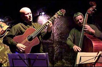 Simone Guiducci & Ares Tavolazzi - Jazz Club
